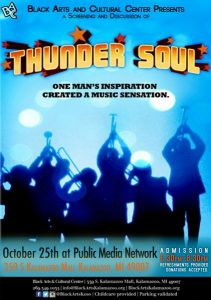 Film Viewing and Discussion: Thunder Soul